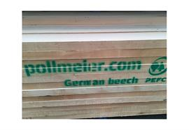 Pollmeier parallel Buche, Superior 23mm, 1850 mm
